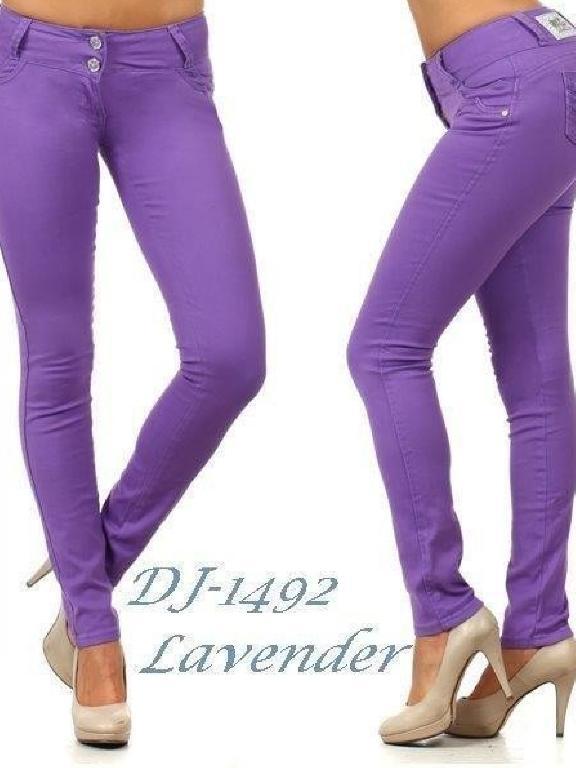 Jeans Levantacola Dama SD - Ref. 108 -1492p