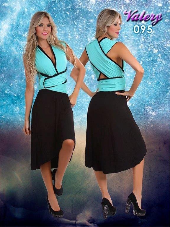 Vestido moda Valery - Ref. 103 -095