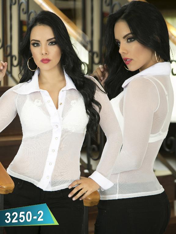 Blusa Moda Thaxx - Ref. 119 -3250-2