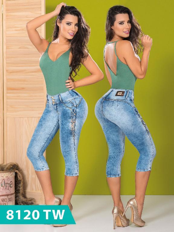 Capri Levantacola Colombiano Top Women  - Ref. 123 -8120 TW